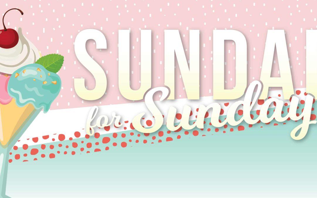 Sundae for Sunday